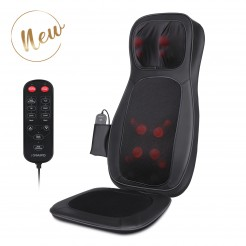 Naipo Neck & Back Massager with Heat and Vibration