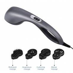 Naipo Handheld Massager with Heat and Replaceable Nodes