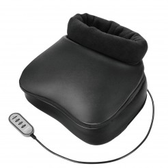 Naipo Foot & Back Massager with Heat Shiatsu Back Massager Deep Kneading and Vibrating