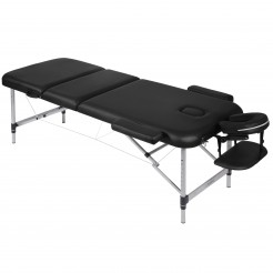 Naipo Portable Massage Table with Aluminum Feet